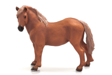 Suffolk Punch Mare