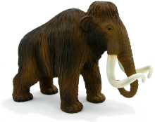 Woolly Mammoth 1:20 Scale
