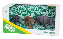 3pc Prehistoric Mammal Set