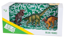 3pc Dinosaur Set (asst 1)