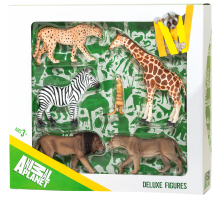 6pc Wildlife Set