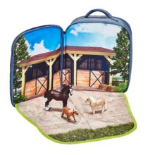 Horse Stable Play-Scape